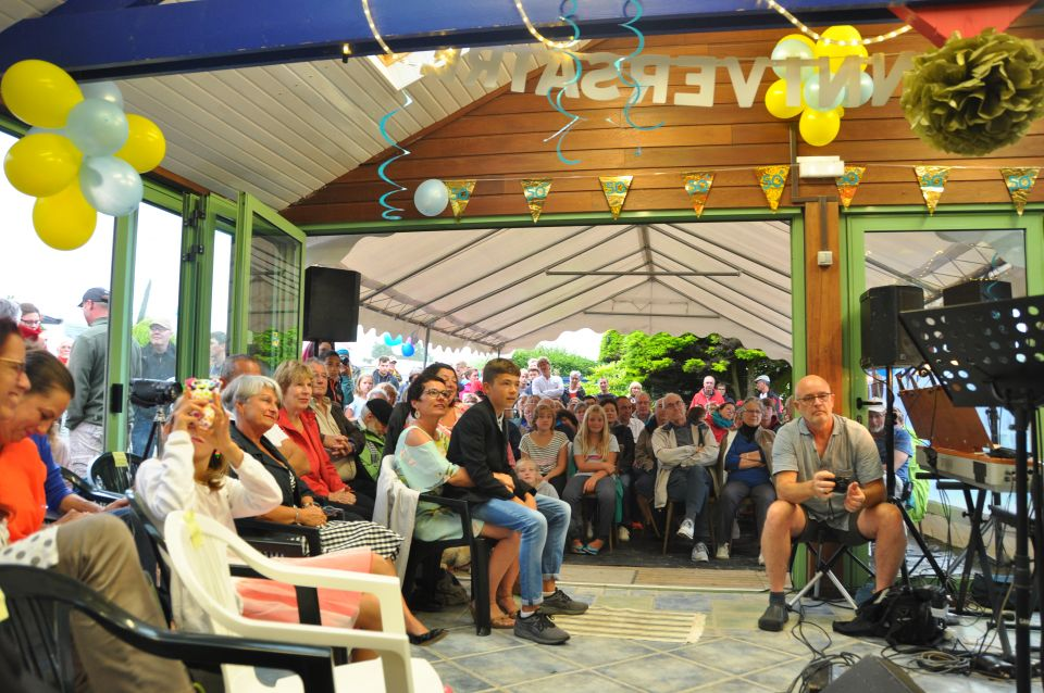 50th birthday celebration of Camping des Abers